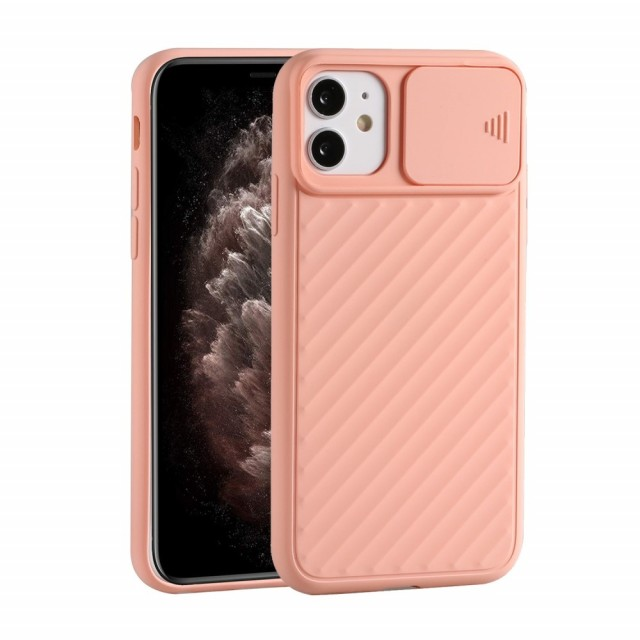 "iPhone 12 Mini 5,4"" Deksel Smart Armor Lys Rosa"
